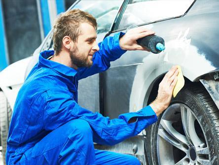 Réparation carrosserie Flers