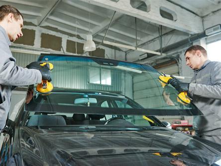 Garage remplacement pare brise Flers