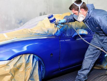 Retouches peinture voiture Flers